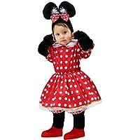 Baby Maus Kostüm Mauskostüm Mäusekostüm Mäuschenkostüm Tierkostüm 90 cm