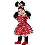 costume di carnevale topoletta (2 - 3 anni)