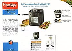 Prestige Automatic Multi-Utility Air Fryer PMAF 1.0