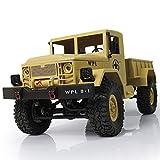 Heng Long 1/16 Funkfernbedienung Military Car Truck Lkw Rock Crawler Armee Auto Off Road von Big Boyz © - Gelb Zubehör