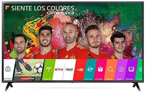 LG 55UK6200 TV LED 55 POLLICI Ultra HD 4K HDR SMART TV Wi-Fi GARANZIA Europe LG 55UK6200 TV LED 55 POLLICI Ultra HD 4K HDR SMART TV Wi-Fi
