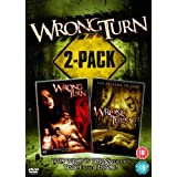 Wrong Turn/Wrong Turn 2 - Dead End [DVD] by Erica Leerhsen
