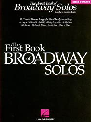The First Book of Broadway Solos: Mezzo Soprano