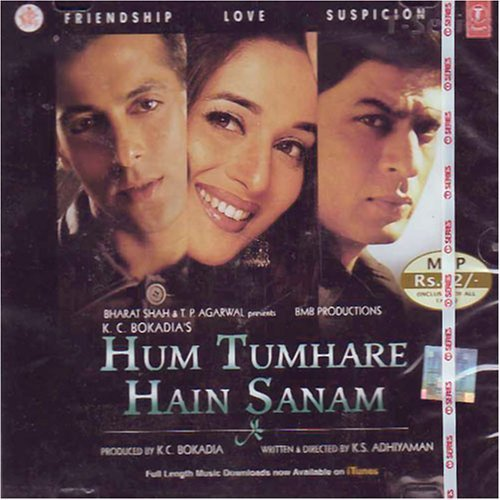Hum Tumhare Hain Sanam (Hindi Film Songs / Bollywood Movie Soundtrack / Indian Cinema Music CD) by Bappi Lahiri (Hindi Film Songs)