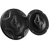 JVC CS-HX649 16 cm 4-vías-altavoz (350 Watt) negro