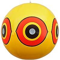 Bolas repelentes de aves - Disuasorio visual contra pájaros carpinteros, pichones, gorriones - Fiable