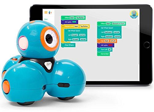51Wk9zKxx9L - Wonder Workshop - Robot educativo Dash (DA01)