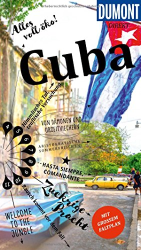 DuMont direkt Reiseführer Cuba: Mit großem Faltplan