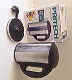 Design-Wasserkocher Edelstahl 1