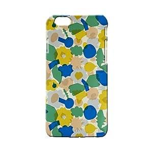 BLUEDIO Designer 3D Printed Back case cover for Apple Iphone 6 Plus / 6S plus - G1857