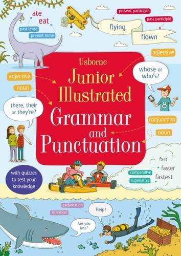 Junior Illustrated Grammar and Punctuation by Jane Bingham (2016-06-01)