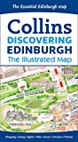 Discovering Edinburgh Illustrated Map: The Illustrated Map