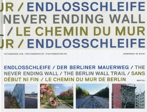 The Never Ending Wall by de Rivaz (2009) Hardcover