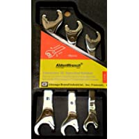 Chicago - Set Di Chiavi Ad Anello, 3 (Aperto A Cricchetto Wrench Set)