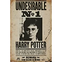Harry Potter Poster, Bois dense, Undesirable No 1, 61 x 91,5 cm