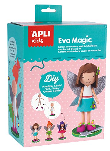 APLI Kids - Fofucha fácil EVA Magic