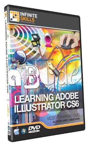 Learning Adobe Illustrator CS6 - Training DVD - InfiniteSkil (PC) Test