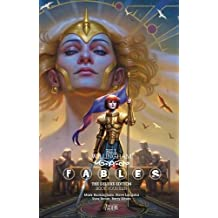 Fables: The Deluxe Edition Book Fourteen (Fables Deluxe Editions)