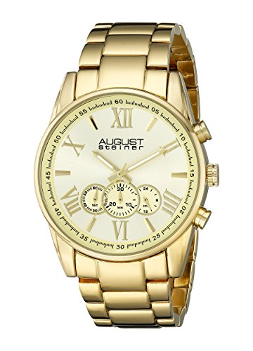 Montre bracelet - Homme - AUGUST STEINER - AS8163YG