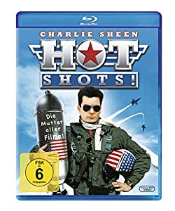 Hot Shots 1 - Die Mutter aller Filme [Blu-ray]