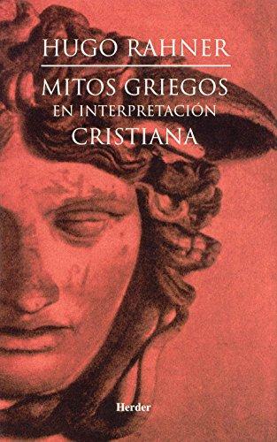 Descargar Libro Mitos griegos en interpretación cristiana de Hugo Rahner
