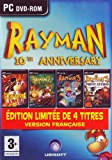 Pack Rayman (Anniversaire 10 ans)