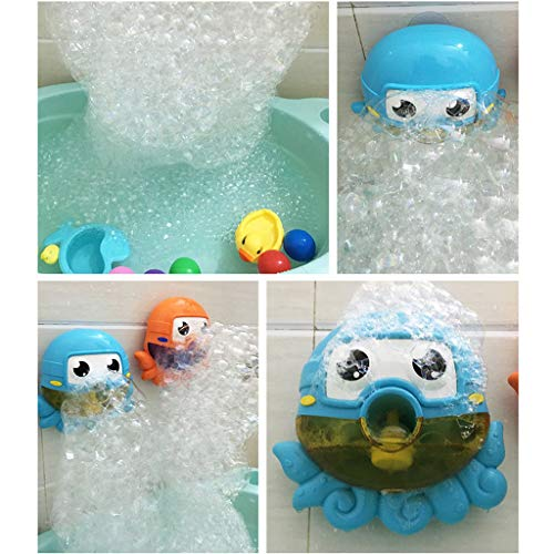 ECMQS Octopus Bubble Maker Maschine Mit 42
