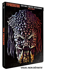 The Predator [Édition SteelBook]