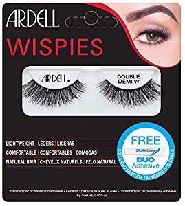 Ardell Double Demi Wispies Lashes, Black