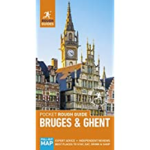 Pocket Rough Guide Bruges and Ghent (Pocket Rough Guides)