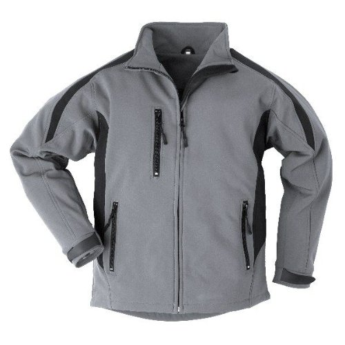 teXXor Warnschutzjacke Rockford Arbeitsjacke mit Reflexstreifen, 25, orange, 4111