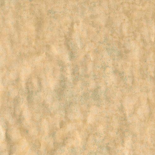 aufgerolltes Geschenkpapier von Caspari 8ft Antik Blatt Folie–Gold
