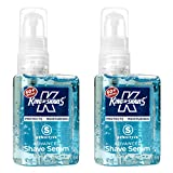 King of Shaves Sensitive Shave Face Serum for Men 50ml TWIN-PACK