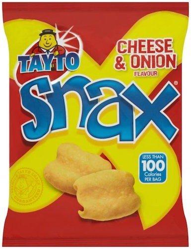 Tayto Snax (24 x17g) 51WkUPrvwnL