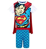 Superman Pigiama due pezzi - ragazzo bianco/blu 4 anni