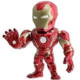 Marvel Jazwares - 97557, Iron Man Figur, 4 Zoll