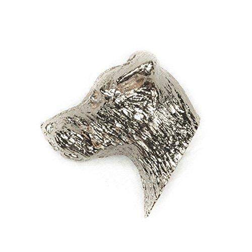 Parson Jack Russell Terrier Hergestellt in U.K. Kunstvolle Hunde- Anstecknadel Sammlung -