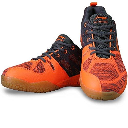 Li-Ning Mars Rubber Badminton Shoes, UK
