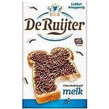 Sprinkles al cioccolato al latte olandese | De Ruijter | Latte al cioccolato | Peso totale 380 grammi