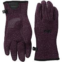 Outdoor reseach Womens Flurry Gloves, color morado, tamaño medium