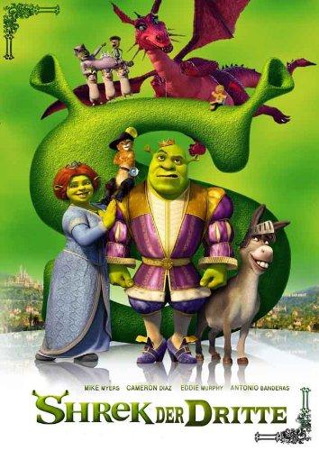 Shrek 3 - Der Dritte (Held-dvd-film Großer)