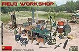 MiniArt 35591 Field Workshop Modellbauzubehör, grau