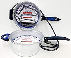 ARTC® Electric Arabic Bread Maker Khameer Maker Mini Oven With Italian Heating Element