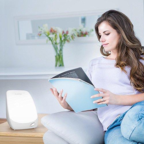 Klarstein Lichtdusche Summershine - 4 Tageslichtlampe