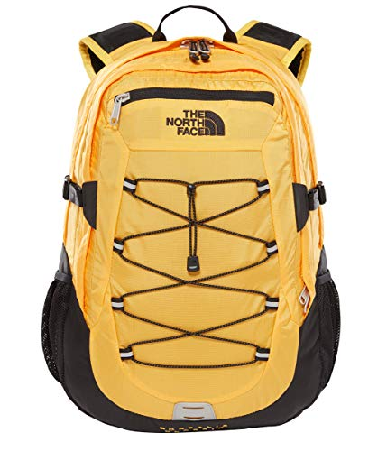 The North Face Equipment TNF Mochila Borealis Classic, Unisex adulto, TNF Yellow Ripstop/TNF Black,  Talla única