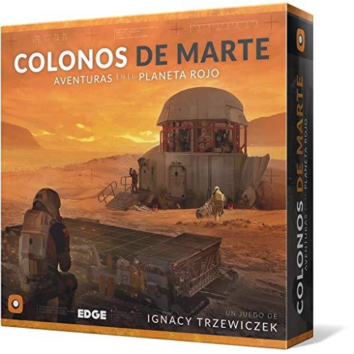 Edge Entertainment- Colonos De Marte - Español (