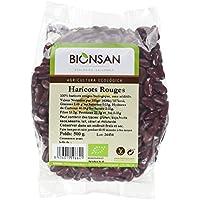 BIONSAN - BIO - Haricots Rouges 500 g - Lot de 6
