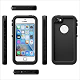 iPhone SE 5SE 5 5S Wasserdicht Hülle Casefirst Rugged Schale Case IP68 TPU