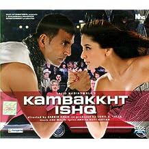 Kambakkht Ishq (Cd)(Hindi Film Soundtrack/Bollywood/Indian Music/Akshay Kumar)