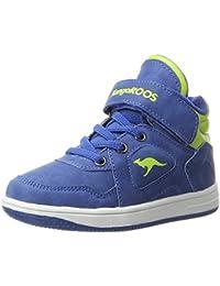 KangaROOS Unisex-Kinder K-Baskkid Lv Hohe Sneaker